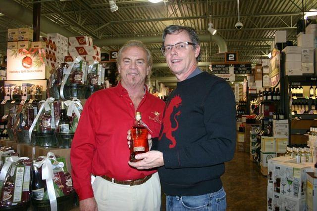 Dick & Ron @ Total Wine Jax 12-10-10