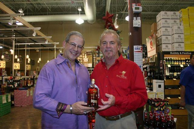 Frank & Dick @ Total Wine Ft Myers 12-17-10