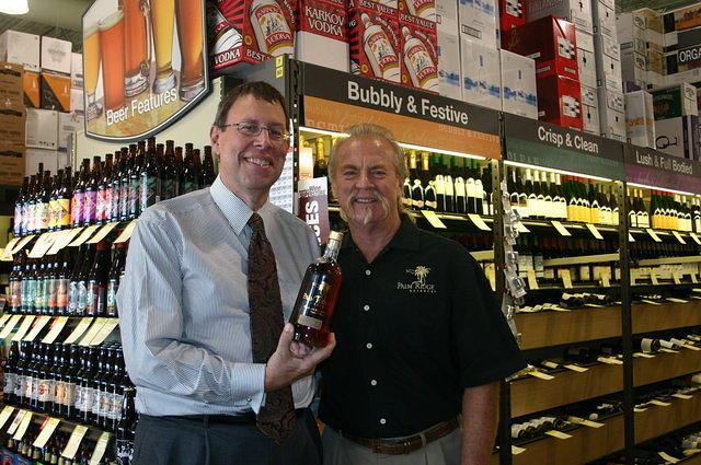 """Terry & Dick @ Total Wine Pembroke Pines"" 6-3-11"