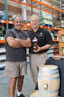 """Frank & Dick @ Costco in Sarasota 4-12-13"""