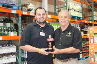 """Danny & Dick @ Costco in Sarasota 4-12-13"""