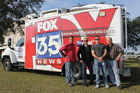 """Fox 35 @ the Distillery"" 11-27-12"