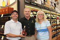 Ron, Dick & Kim @ Total Wine Millenia 6-2-12