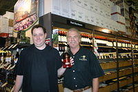 """Kevin & Dick @ Total Wine Orlando"" 5-7-11"