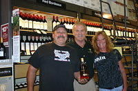 """Rory, Dick & Pam @ Total Wine Orlando"" 5-7-11"