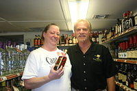 "Dana & Dick @ ""Keys Liquor Umatilla"""