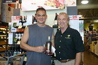 Robert & Dick @ Total Wine Tampa 4-2-11