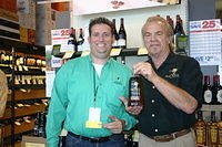 Avelino & Dick @ Total Wine Tampa 4-2-11