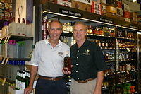 Joe & Dick @ Total Wine-Wellington 4-22-11