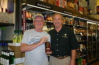 Dan & Dick @ Total Wine-Wellington 4-22-11