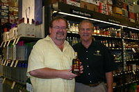 Steve & Dick @ Total Wine-Wellington 4-22-11