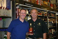 Mike & Dick @ Total Wine-Wellington 4-22-11
