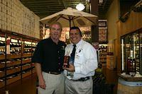 Dick & Jerry @ Total Wine Orlando 4-17-11