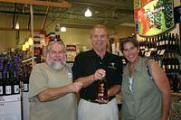 Laura, Dennis & Dick @ Sarasota Total Wine