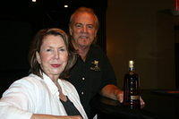 "Miss Marie & Dick @ ""Marie Livingston Steakhouse"" Tallahassee 8-11-11"