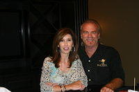 "Sonya & Dick @ ""Marie Livingston Steakhouse"" Talahassee 8-11-11"