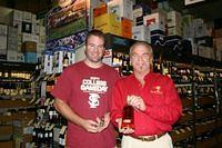 Brian & Dick @ Total Wine Tampa 12-4-10