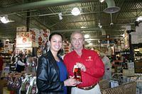 Annette & Dick @ Total Wine Jax 12-10-10