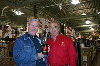 Buddy & Dick @ Total Wine Jax 12-10-10