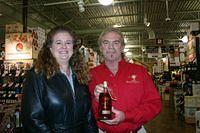 Heather & Dick @ Total Wine Jax 12-10-10