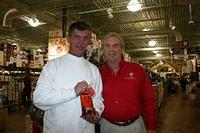 Chris & Dick @ Total Wine Jax 12-10-10