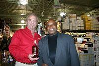 Dick & Othello @ Total Wine Jax 12-10-10