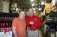 Gary & Dick @ Total Wine Orlando 12-11-10