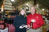 Karen & Dick @ Total Wine Orlando 12-11-10
