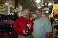 Dick & Steve @ Total Wine Orlando 12-11-10