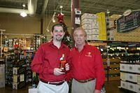 Francis & Dick @ Total Wine Ft Myers 12-17-10