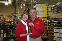 Lynn & Dick @ Total Wine Ft Myers 12-17-10