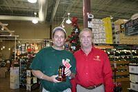 Steve & Dick @ Total Wine Ft Myers 12-17-10