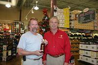 Dave & Dick @ Total Wine Ft Myers 12-17-10