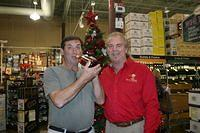 Bill & Dick @ Total Wine Ft Myers 12-17-10
