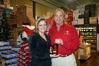 Andrea & Dick @ Total Wine Naples 12-18-10