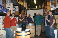 """Whiskey Around the World"" tasting event @ Total Jax 12-2-11"