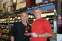 Dick & Ken @ Total Wine Orlando 2-5-11