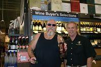Richard & Dick @ Total Wine Orlando 2-5-11