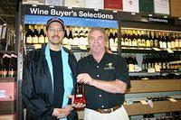 David & Dick @ Total Wine Orlando 2-5-11