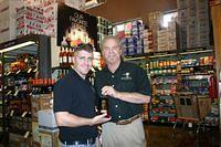 Kenny & Dick @ Total Wine Boynton Beach 2-11-11