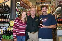 Julie & Joe @ Total Wine Boynton Beach 2-11-11
