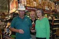 John & Ann @ Total Wine Boynton Beach 2-11-11