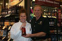 Rita & Dick @ Total Wine Boynton Beach 2-11-11