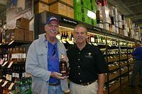 Chuck & Dick @ Total Wine PBG 2-12-11