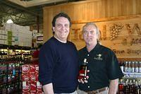 Gregg & Dick @ Total Wine Jax 2-19-11