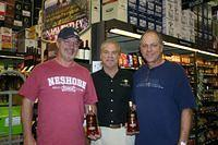 Rodney, Dick & Rex @ Total Wine Boca 2-26-11