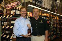 Brian & Dick @ Total Wine Boca 2-26-11