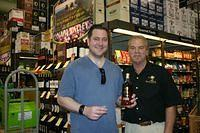 Al & Dick @ Total Wine Boca 2-26-11