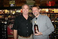 Dick & Philip @ Riverside Liquors 2-10-12