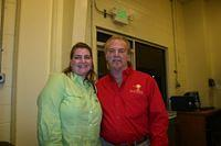 Ellen & Dick@Edible Orlando gathering1-17-11